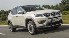 Jeep Compass 2.0 – nie tylko na asfalt   TEST