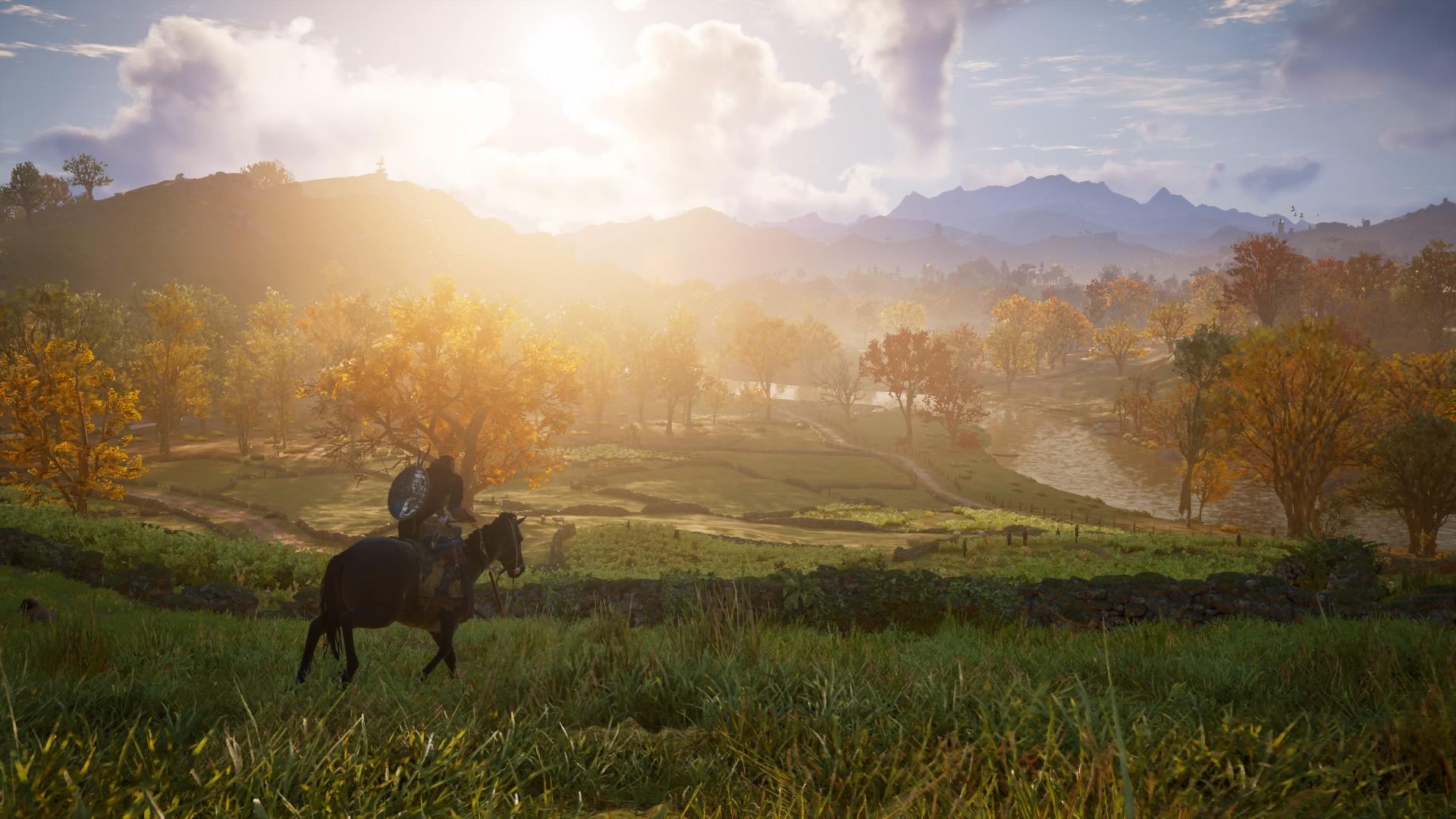 Nadšenci stredoveku sa do sveta nového Assassin's Creed zamilujú.