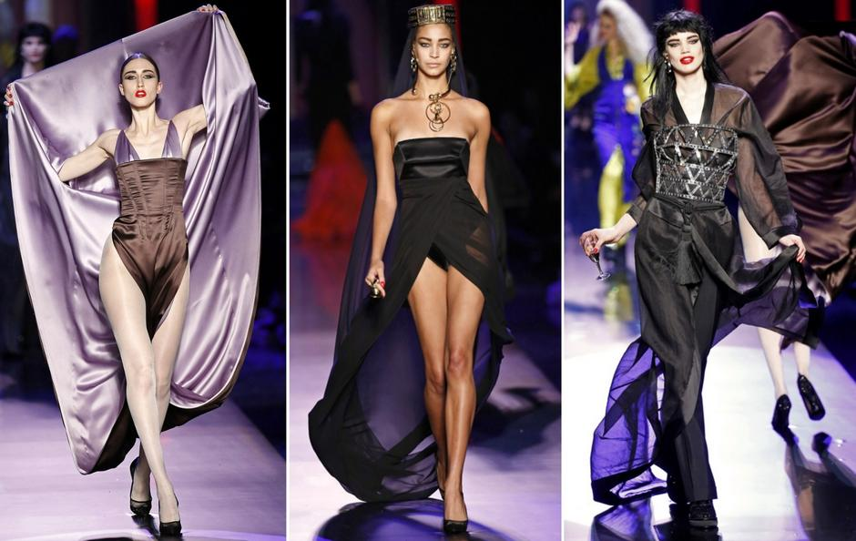 Jean Paul Gaultier Haute Couture SS 2016
