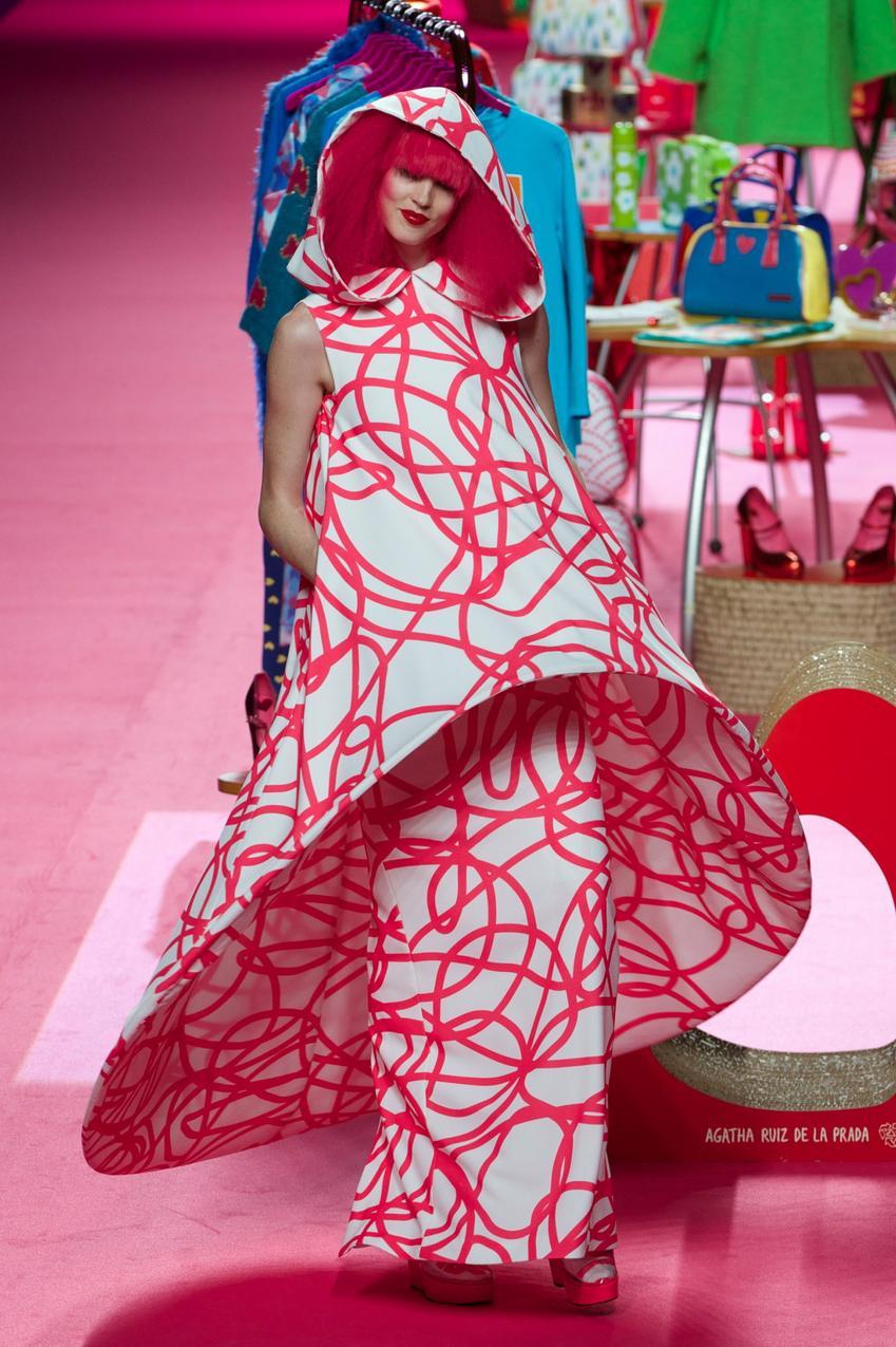 Fashion Week Madrid W/F 2014 - Agatha Ruiz de la Prada / Getty Images