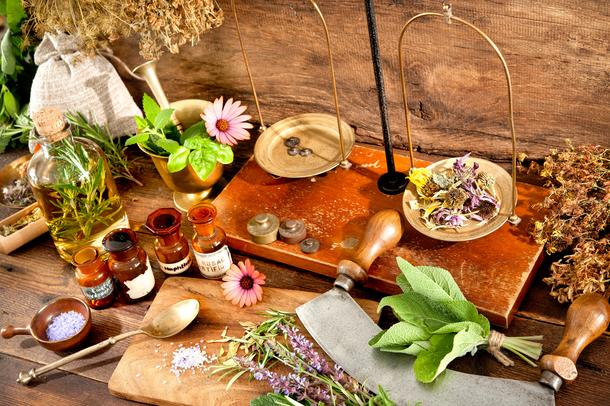 5 naturalnych antybiotyków, z których warto skorzystać