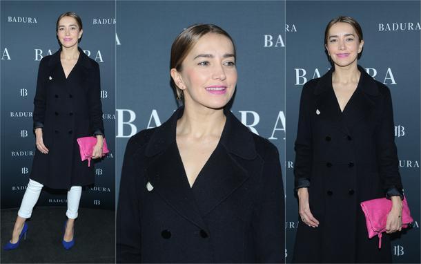Best Look: Kamilla Baar w eleganckim i stylowym zestawie