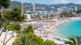 Magaluf - imprezowy kurort na Majorce chce zmienić swój wizerunek