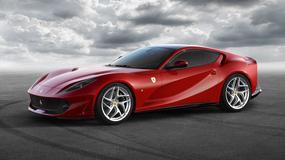 Ferrari 812 Superfast - nazwa mówi wszystko