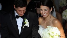 Lewandowski pochwalił się fotą z podróży poślubnej