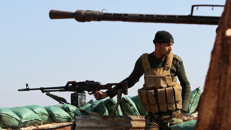 Szárazföldi támogatást nyújtanának /Fotó: AFP