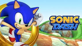 Sonic Dash nowym mobilnym hitem, 100 milionów pobrań
