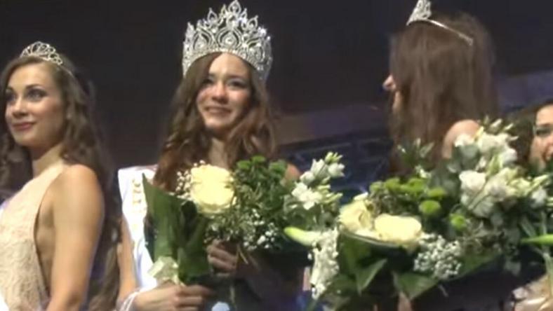 Íme a szépségverseny győztese