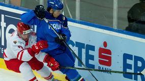 MŚ w hokeju: porażka reprezentacji Polski na otwarcie