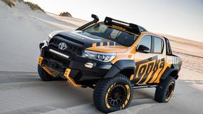 Toyota Hilux Tonka Concept – zabawka dla dorosłych