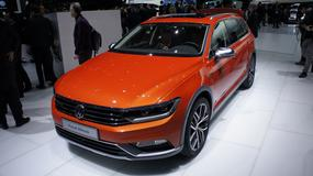 Volkswagen Passat Alltrack - kombi zamiast SUV-a