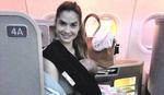 PORODIČNO U SRBIJU Marija Karan sa bebom stiže u Beograd