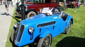 Błękitna strzała - BMW zabaweczka