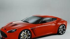 Aston Martin V12 Zagato ujawniony