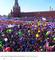 MOSKVA SLAVI PRAZNIK RADA 100.000 ljudi na velikoj paradi i proslavi na Crvenom trgu