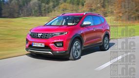 Dacia Lodgy - nowa generacja będzie SUV-em