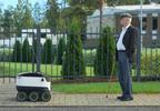 Roboty wkraczają na rynek przesyłek