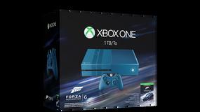 Xbox One z 1TB malowany w barwy Forza Motorsport 6