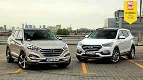 Hyundai w segmencie SUV - testujemy modele Tucson i Santa Fe