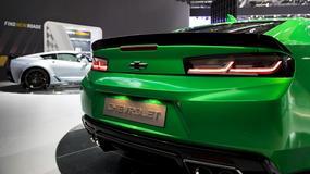 Chevrolet Camaro Track Concept | Genewa 2017