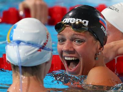 Julia Jefimowa, wielokrotna mistrzyni świata i medalistka olimpijska z Londynu, nie wystartuje na igrzyskach w Rio de Janeiro