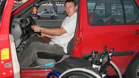 Jak chronić kierowców z niepełnosprawnością