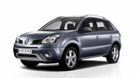 Renault Koleos - Bezpieczny crossover