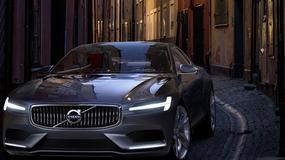 Frankfurt 2013: Volvo Concept Coupé w blasku P1800