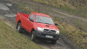 Toyota Hilux - Kwintesencja auta z paką