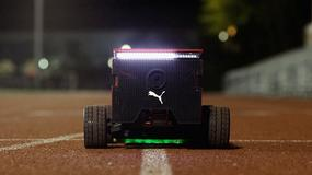 Puma BeatBot - robot trener dla biegaczy