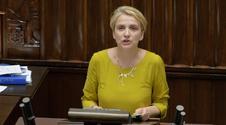 """Posłanka ujawnia: w Sejmie powiedział do mnie """"Niezła z ciebie..."""""""