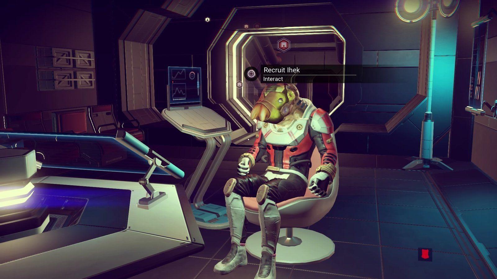Počas putovania narazíme aj na mimozemský život