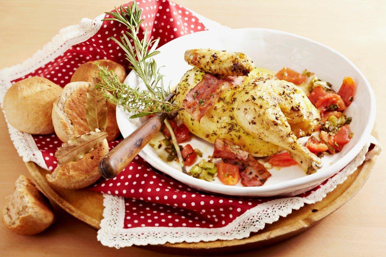 Piletina na italijanski način