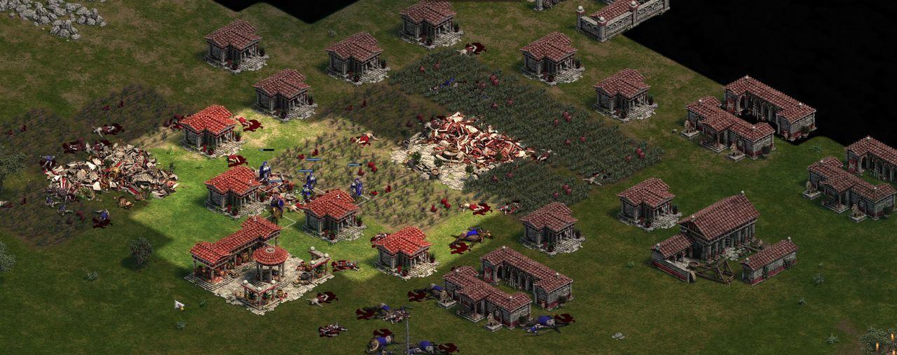 Po úspešnej výprave do protivníkovho mesta už len stačí nájsť zvyšok jeho jednotiek a považovať hru za vyhratú.