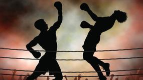 Zabawna wpadka boksera