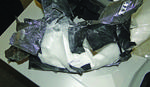 Švercovao kilogram kokaina