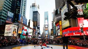 Zapasy na Times Square