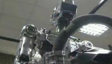TERMINATOR IVAN Ruska vojska ima robota vojnika