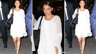 Best Look: Natalie Portman w sukience Diora