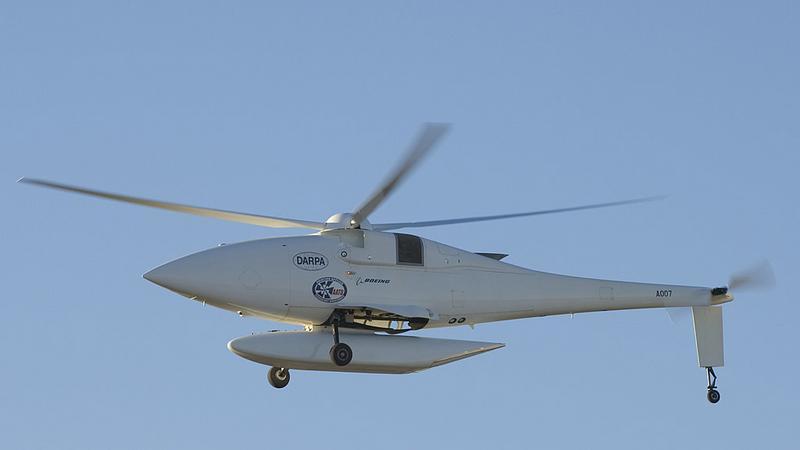 Argus - drona z 1,8 GPX matrycą aparatu