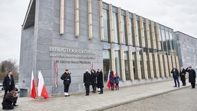 Biblioteka Główna Akademii Marynarki Wojennej w Gdyni im. prezydenta Lecha Kaczyńskiego