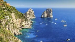 Capri - rajska włoska wyspa