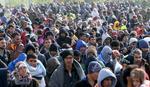 REDOVI PRED CRKVAMA Izbeglice masovno prelaze u hrišćanstvo