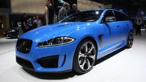 Jaguar XFR-S Sportbrake: szybkie i rasowe kombi