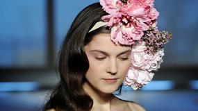 Kwiatowe nakrycia głowy