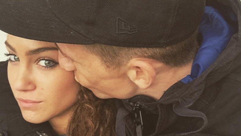 Hamar Virginia Simon Krisztián oldalán találta meg újra a szerelmet / Fotó: Instagram-Simon Krisztián