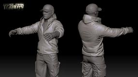 Escape from Tarkov - modele postaci i inne materiały