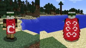 Minecraft z pelerynami do latania