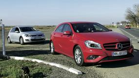 Test 100 tys. km – Mercedes A 180 kontra VW Golf 1.4 TSI