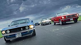 Ford Mustang - Wieczne marzenie nastolatków